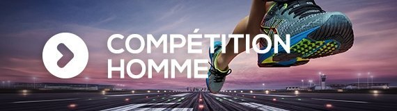 Chaussures running hommes compétition