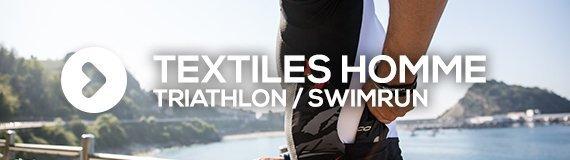 Textiles hommes pour le triathlon