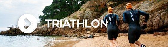 Combinaisons néoprènes de triathlon