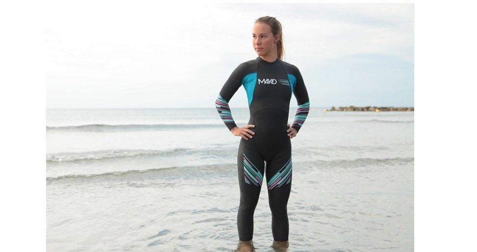 Combinaison de Triathlon Mako Genesis 2.0 femme